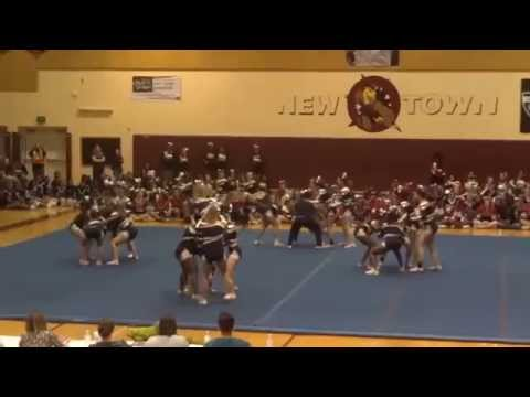 Baltimore County Varsity Cheerleading Championships - Perry Hall High School 10.27.15