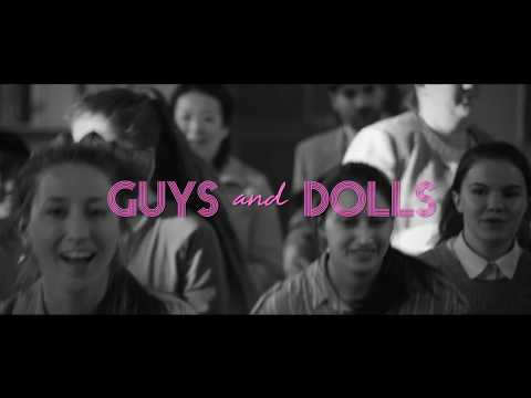 GUYS & DOLLS  THE POLISH THEATRE  CITY ACADEMY MUSICAL THEATRE COMPANIES
