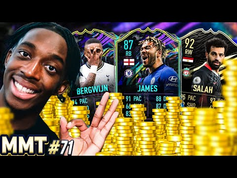 IF SALAH! BERGWIJN AND RJ! MORE FUTURE STAR INVESTMENTS!💲💲 🤑