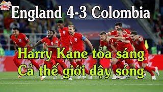 Harry Kane tỏa sáng| Ngoi Sao World Cup | Huong Toi World Cup 2018