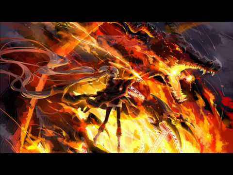 DJ-Hixxy- Fire in the Sky
