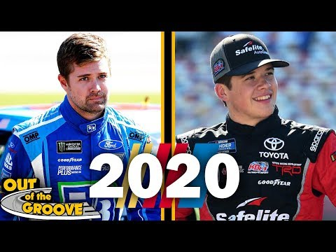 NASCAR Silly Season! Stenhouse to JTG, Burton to JGR in 2020