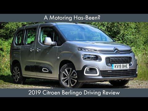 2019 Citroen Berlingo Driving Review: A Motoring Has-Been?