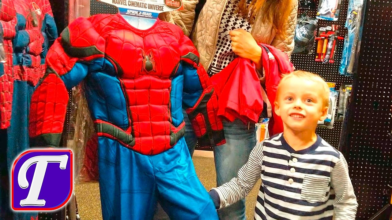 Человек Паук на Хэллоуин Щенячий Патруль Детские Костюмы Героев в Магазине  Америка b18da94759b