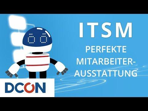 IT Service Management: Perfekte Ausstattung neuer Mitarbeiter mit ITSM Software