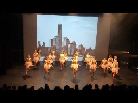 City Academy Tap Company- 42nd Street- SPRING SHOWCASE 2017