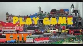 """Lego ютуб игра """"Сделай выбор"""""""