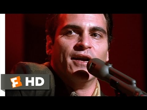 Walk the Line (2/5) Movie CLIP - It Ain't Me, Babe (2005) HD