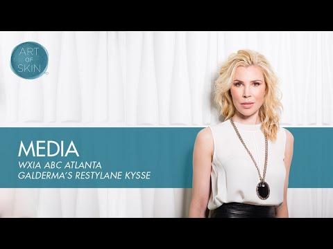 Dr. Melanie Palm Restylane Kysse Tutorial: WXIA NBC Atlanta
