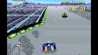 F-ZERO - RetroGameNinja Plays: F-ZERO - User video