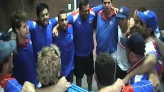 The Silverton Cricket Club Song.