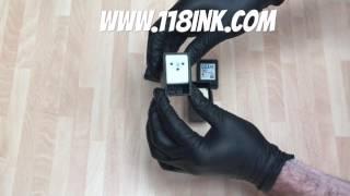What's Inside A HP 301 Black Ink Cartridge