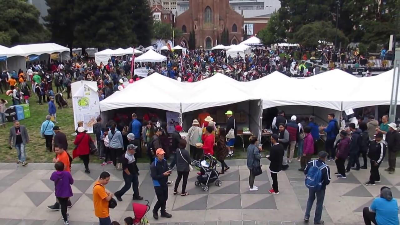 Pistahan Festival 2017 Yerba Buena Gardens San Francisco