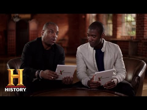 Know Your Roots: LeVar Burton & Malachi Kirby | History