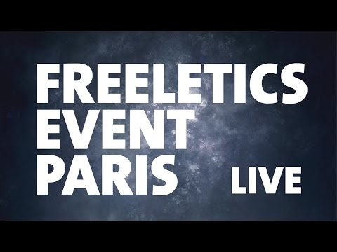 Freeletics Paris EVENT / LIVE   Freeletics Transformation Series #25