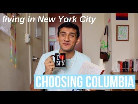 Choosing Columbia: New York City