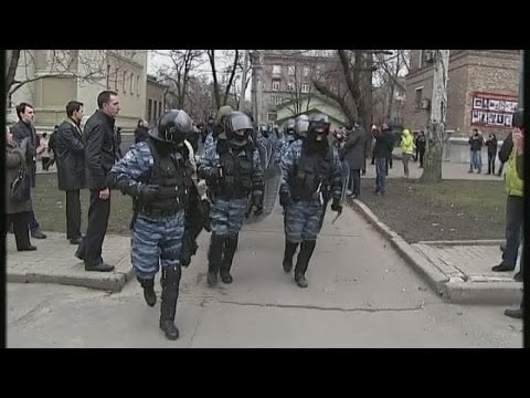 Does Donetsk want Ukraine's revolution?