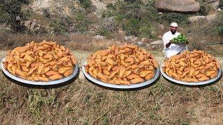 Capsicum Pakoda-Shimla Mirch ke Pakore |Nawabs Kitchen