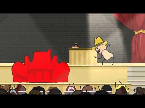 Ketchup, Cowboy: Cyanide and Happiness song 20 min loop