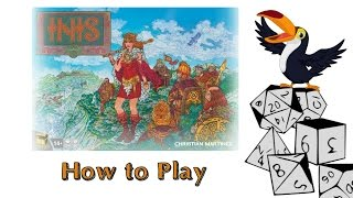 Inis How to play