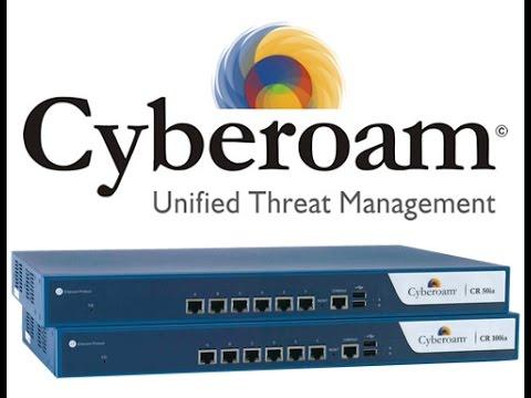 Cyberoam Firewall Configuration Guide Download