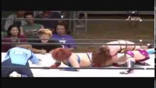 JWP JWP Openweight Title Match Arisa Nakajima vs Kana.