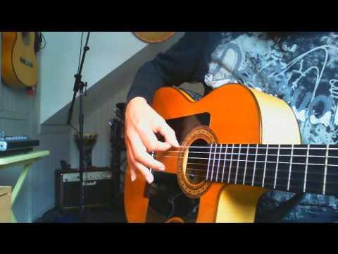 apprendre le compas Rumba guitare gipsy facon Kendji