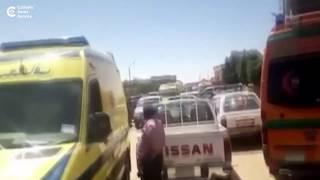 Coptic Christians attacked thumbnail