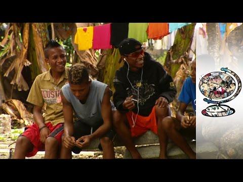 The Black Magic Cannibal Gangs Terrorising Timor-Leste (2008)