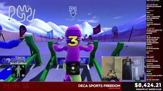 Deca Sports Freedom - Sarge Club