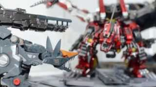 Zoids Group Build 2013 at Hobby Art @ Work, Singapore
