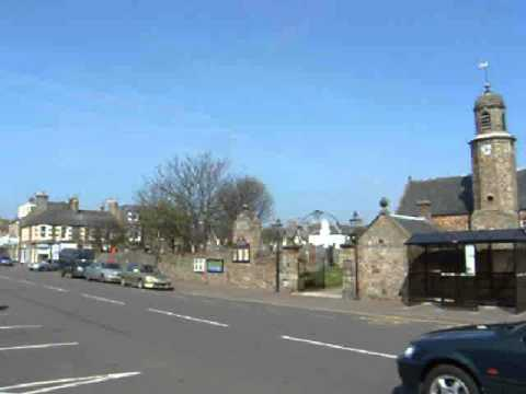 Elie High Street Fife Scotland