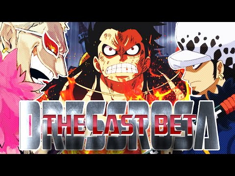 One Piece AMV/ASMV -The Last Bet - Dressrosa SAGA I ドレスローザ ᴴ