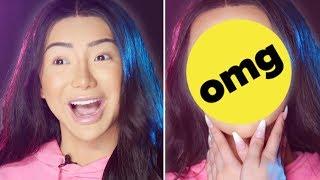 Nikita Dragun Lets A BuzzFeed Quiz Choose Her Makeup Look
