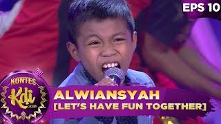 Asyik BGT! Yuk Have Fun Bareng Alwiansyah [LET'S HAVE FUN TOGETHER] - Kontes KDI 2020 (5/10)