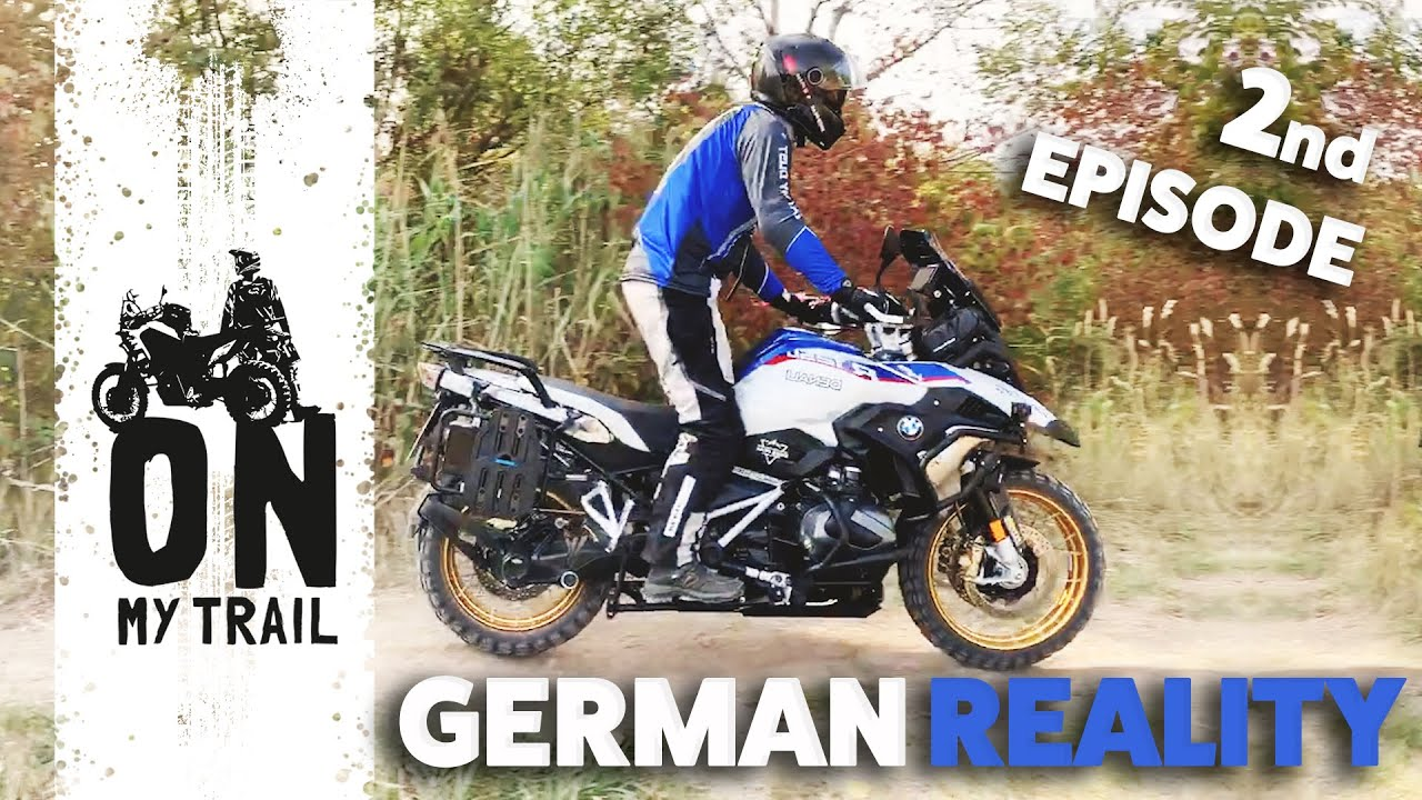 On My Trail | German Reality | 2nd Episode #outbackmotortek #onmytrail