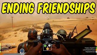 Ending Friendships - MISH MASH #8