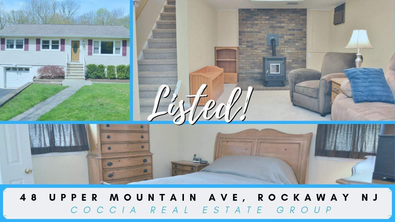 48 Upper Mountain Ave.   Homes for Sale Rockaway, NJ
