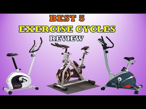 Top 5 Best Exercise Cycle For Weight Loss - Review