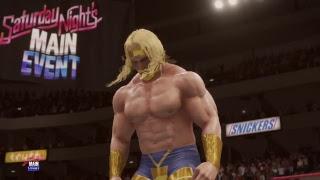 Pro-Wrestling Videogames All-Stars