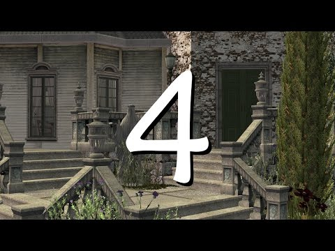 The Sims 2 - Downtown - House of Fallen Trees - Part 4
