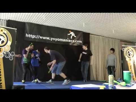 Contest Primaverile ASYY YYM   Battle, Round 2   i Colacinos vs Sporting Azalea1080p H 264 AAC