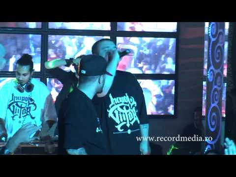 BUG Mafia - Concert Bamboo Cluj(Video Oficial) by RECORDMEDIA