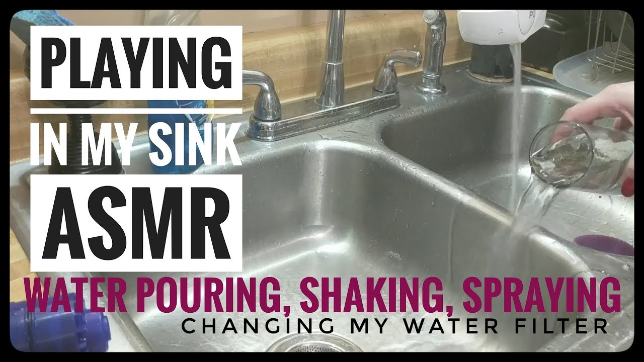 Playing in My Sink-Water Sounds ASMR || Lo Fi Friday on plumbing under slab foundation, plumbing under concrete slab, plumbing under kitchen cabinets, plumbing under bathtub, plumbing under bathroom, plumbing under toilet, rough out plumbing for pedestal sink, replace plumbing under sink, plumbing vent problems, plumbing under house, plumbing a sink garbage disposal and dishwasher, plumbing under floor, plumbing under vanity sink, plumbing under sink wrench, hide pipes under bathroom sink, under a sink,
