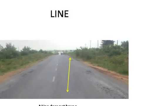 Real Life Examples Of Line And Angles Youtube