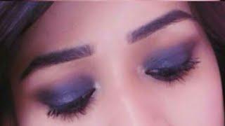 Easy Black Smokey Eye|| Jazz Beauty World