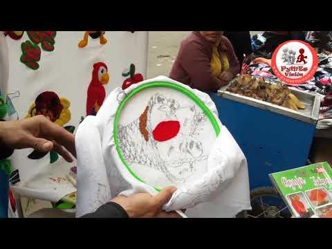 BORDADOS De Colombia Youtube