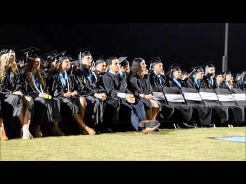 Gila Ridge High School Graduation Ceremony