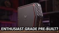 Pre-built Acer desktop that doesn't suck? - Predator G1 Review