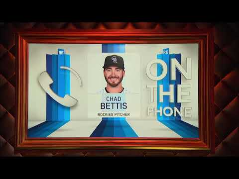 Rockies Pitcher Chad Bettis on Facing His First Batter after Beating Cancer | The Rich Eisen Show